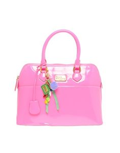 Paul's Boutique Bright Maisy Patent Large Bag $105.16 --it might as well have my name on it.