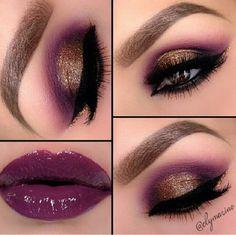 Violet&gold