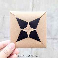 DIY Inspiration | Origami Envelope