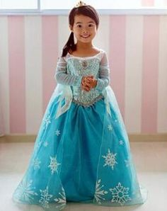 Cheap costume wear, Buy Quality dresses quinceanera directly from China costum Suppliers: Free Shipping! 2015 Summer Autumn Baby Girls Elsa Dress Vestido Anna Elsa Ball Cospaly Costumeroupas i