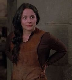 Laura Fraser, Scotlands finest! | here in A Knights Tale. I'd be friends with Kate the Blacksmith too.