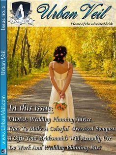 November issue of Urban Veil magazine on iTunes newsstand now LINK: https://itunes.apple.com/us/app/urban-veil-wedding-magazine/id705267900?ls=1&mt=8  #urbanveilmagazine #weddingmagazine #weddingplanningadvice