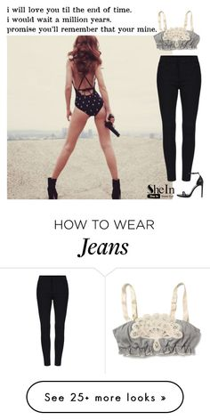"""""""Blue Jeans- Lana Del Rey"""" by kimabalee on Polyvore featuring Wildfox, Yves Saint Laurent, women's clothing, women's fashion, women, female, woman, misses and juniors"""