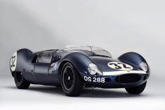 Bonhams to sell historic cars from the double Le Mans-winning racing team Ecurie Ecosse. Old Sports Cars, Sports Car Racing, Race Cars, Vintage Racing, Vintage Cars, Vintage Auto, Le Mans, Jaguar, Monaco