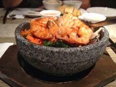 Stonepot Seafood Rice