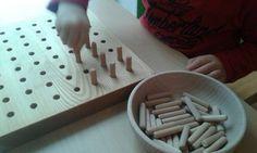 Lern- und Fördermaterialien für Kinder selbst hergestellt oder spielen mit Alltagsgegenständen. _____ durchschauen!!!