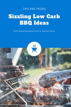 There's nothing better on a hot Summer's day than inviting friends and family around for a BBQ. While sausages and burgers are the obvious choice, why not use this year to get creative and try out some different recipes? Sizzling Starts, Low Carb Blog, Sausages, Different Recipes, Burgers, How To Find Out, Bbq, Friends, Breakfast
