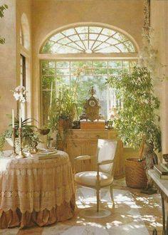 Home Decoration 2019 .Home Decoration 2019 Decor, Garden Room, House Design, Room, Interior, Sunroom, Country Decor, Home Decor, Morning Room