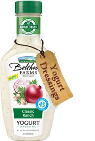 Bolthouse Yogurt Dressing