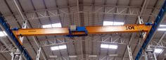 Crane installed on the company FEMCO After 3 years of presence in INDIAN Market with sells directly to dealers and distributors, one year ba...