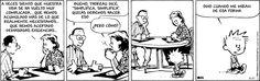 Calvin and Hobbes en Español (Spanish) Comic Strip, August 27, 2014 on GoComics.com