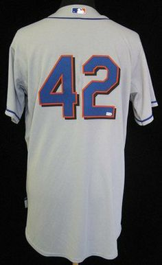 2011 New York Mets Liliano Castro #60 Game Used Grey Road Jersey - Game Used MLB Jerseys by Sports Memorabilia. $147.61. 2011 New York Mets Liliano Castro #60 Game Used Grey Road Jersey