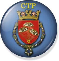 PicBadge CTP Corpo de Tropas Pára-quedistas