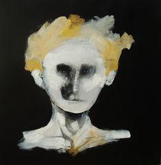 "Saatchi Online Artist Oscar Sancho Nin; Painting, ""m-22"" #art"
