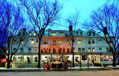 Experience the country's history with a stay at these long-running properties, members of Historic Hotels of America.
