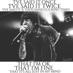 Bring Me The Horizon // It Never Ends