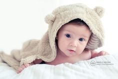Baby {3 month} | Daniele Umezaki Sweet Photography