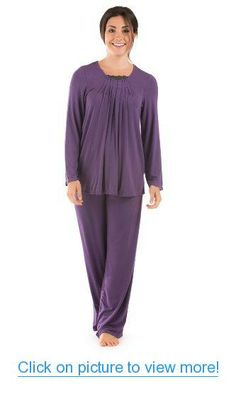 Womens Pajama Set (Tranquility)