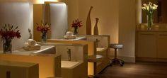 Spa pedicure rooms | Conrad Miami Hotel, FL - Spa Manicure & Pedicure Room