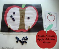 {Read.Explore.Learn.} Math Activities- Number Recognition - JDaniel4s Mom