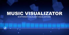 Music Visualizator After Effects Template at VideoHive only for $20 http://videohive.net/item/music-visualizator/2624301?ref=Stefoto