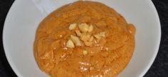Deze saus past goed bij gekookte vis, biefstuk, varkensvlees of kip bijvoorbeeld bij Chinese hotpot eettafel.