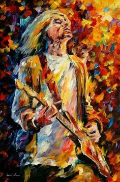 Kurt: I would really like to know who the artist is. This is amazing!!!