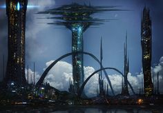 City sketch 2 by JoseArias.deviantart.com on @deviantART