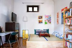 House Tour: A Small Shared Beijing Hutong Home | Apartment Therapy