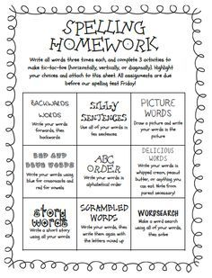 Pin On Choice Boards pertaining to Tic Tac Toe Menu Template - Hand Plane Goodness Template Spelling Menu, Spelling Word Activities, Spelling Word Practice, First Grade Spelling, Spelling Homework, Spelling Ideas, Spelling Worksheets, Spelling Games, Literacy Activities