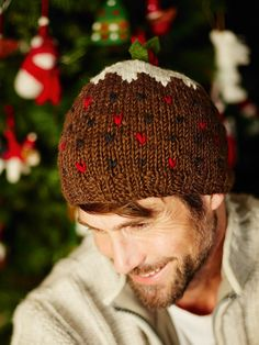 Christmas Hats - Christmas is coming and this amusing bit of knit-wit is sure to raise a smile while carving the turkey. No novelty nasties here, these fun hats are made by hand from 100% wool and lined with fleece to warm your Christmas cockles.