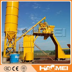 concrete portable batching plant  Feel free to contact me by email: sales@haomei.biz or visit our website:  www.haomeimachinery.com