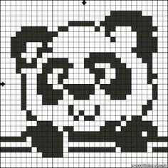 Afbeeldingsresultaat voor crochet bendy and the ink machine Pixel Crochet, C2c Crochet, Tapestry Crochet, Crochet Chart, Knitting Charts, Knitting Stitches, Baby Knitting, Knitting Patterns, Crochet Patterns