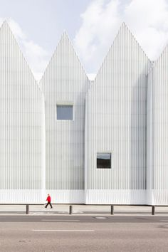 Estudio Barozzi Veiga's Philharmonic Hall Szczecin Photographed by Laurian…