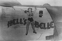 B-24, Hell's Belle