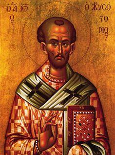 John Chrysostom, Archbishop of Constantinople - Greek Orthodox Archdiocese of America