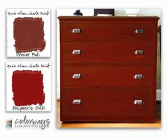 Easy, no fail techniqueTwo Reds Are Better Than One   Colorways with Leslie Stocker