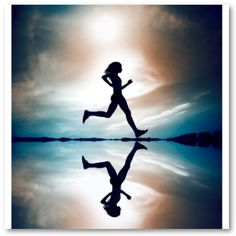 """Struggling with running this week, and not feeling like much of a runner.  Need to remember this quote: """"I often hear someone say I'm not a real runner. We are all runners, some just run faster than others. I never met a fake runner."""" - Bart Yasso"""