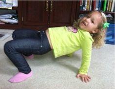 Trunk Strengthening Ideas For Kids; Pinned by The Sensory Spectrum, @SensorySpec, wp.me/280vn