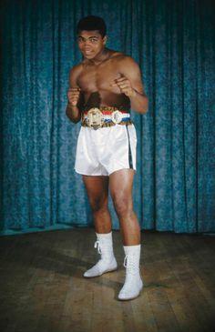 Casius Clay (Muhammad Ali)