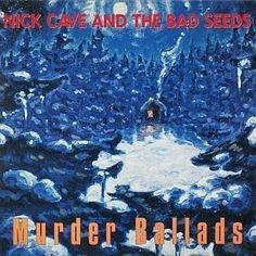 Nick Cave And The Bad Seeds Murder Ballads Vinyl Double LP