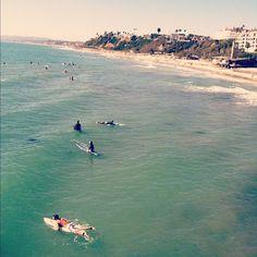 San Clemente #California - lux lazy #beach