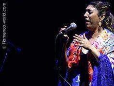 esperanza fernandez, l'enfant de triana le quartier gitan de séville, l'amplitude de sa voix au service du flamenco vocal