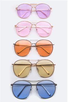 Maverick Aviator Sunglasses $10.99