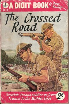 The Crossed Road - Digit book cover | Flickr - Photo Sharing!