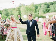 Dolce & Gabbana Inspired Wedding