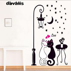 Cat lovers Wall Art decor