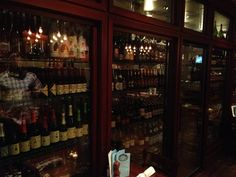 If you're a beer connoisseur or just out to enjoy a good brew, the Cask Republic is the place to go. Located in New Haven and Stamford, this restaurant and bar has a tremendous selection, including more than 50 draughts and more than 80 varieties of bottled beer.