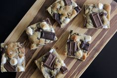 Graham Cracker S'mores Bars - Life Made Simple