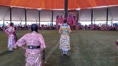 Women's Old Style Jingle Special USK Powwow 2016